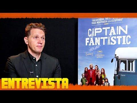 Captain Fantastic Entrevista (Matt Ross) Subtitulado