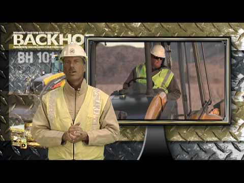Backhoe Orientation  Heavy Equipment Operator Video Training