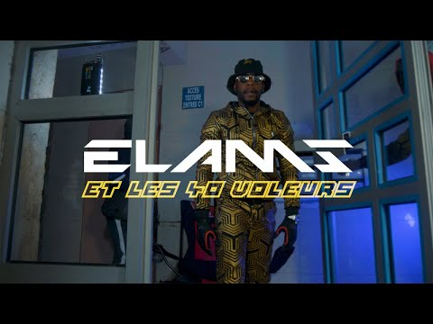 Youtube: Elams et les 40 voleurs – Épisode 3 « Paris » avec Dabs, Bosh, ALP, OR, The S, Mous-K, Mamso