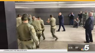 NBC 5 DFW: Fort Worth SWAT Deploys New Less-Lethal Weapon to Lasso Suspects