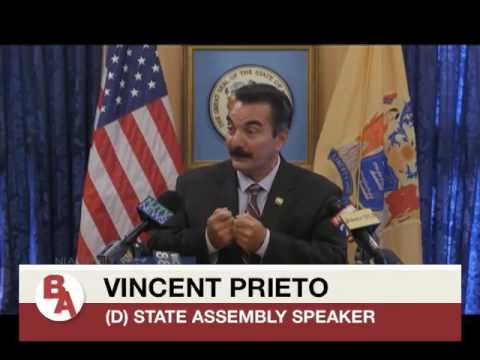 New Jersey state government shutdown over budget stalemate