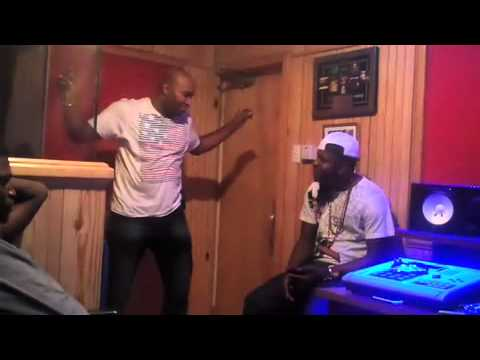 THE MAKING OF THE WET UP RIDDIM BY SEANIZZLE