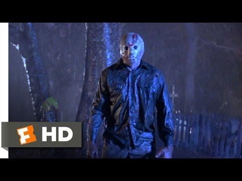 Friday The 13th 5 (1/9) Movie CLIP - Reawakening Jason (1985) HD