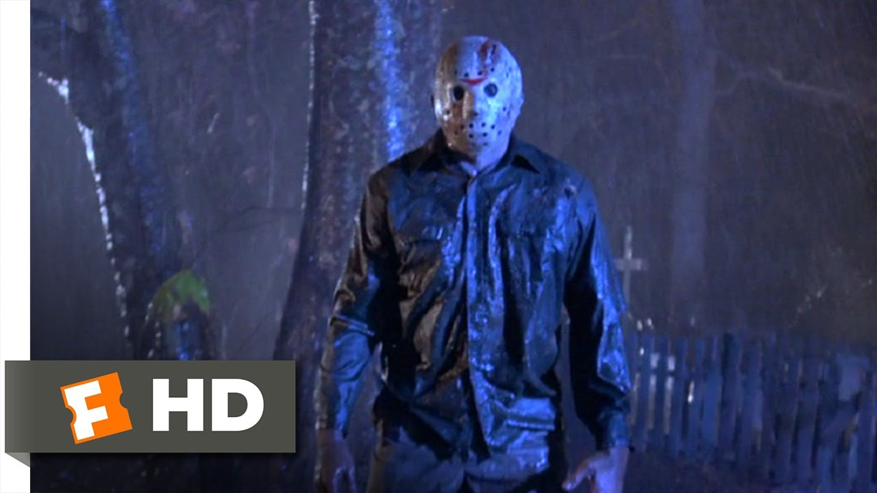 friday the 13th 5 19 movie clip reawakening jason