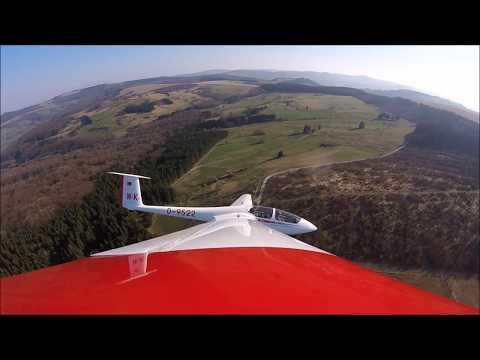 Best of Segelfliegen April 2017 | Gliding | Wasserkuppe (EDER)