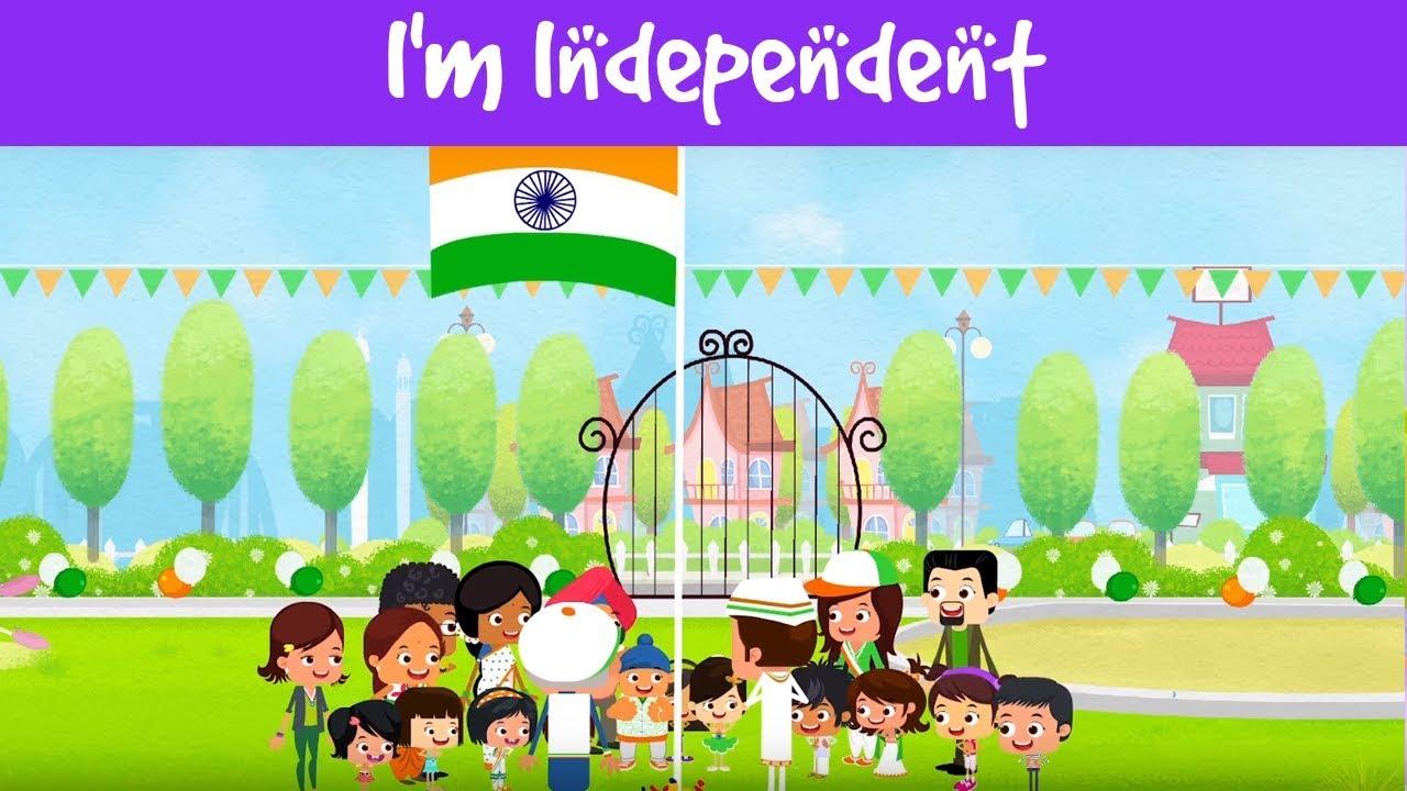 I M Independent Independence Day Story Independent Child Jalebi Street Full Episode Youtube