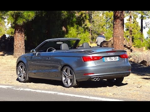 2014 audi a3 cabriolet 2 0 tdi 150 ambition luxe essai t n rife youtube. Black Bedroom Furniture Sets. Home Design Ideas