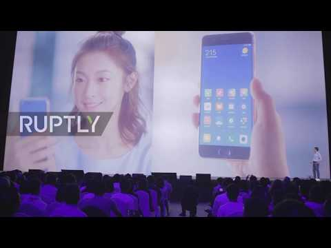 China: Xiaomi launches Mi Mix 2 phone to rival the iPhone X