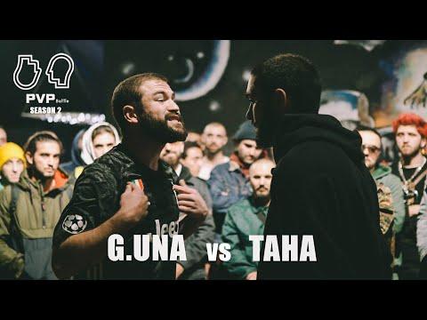 PVPBattle Season2 : G.Una Vs Taha 1/4