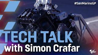 #Moto2 Engines: Tech Tąlk with Simon Crafar