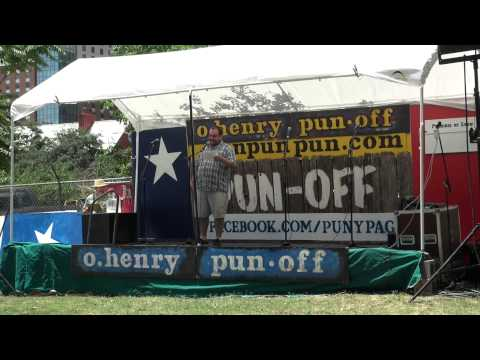 Pun-Off 2014: Aaron Parker-Fasel