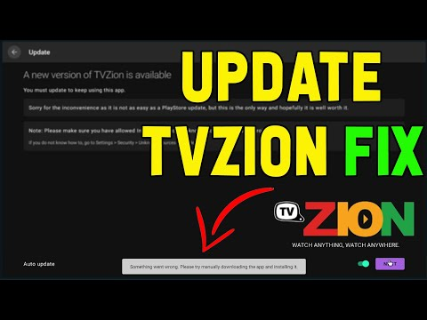 tvzion-4.1-update-issue---something-went-wrong-[easy-fix-!!!]