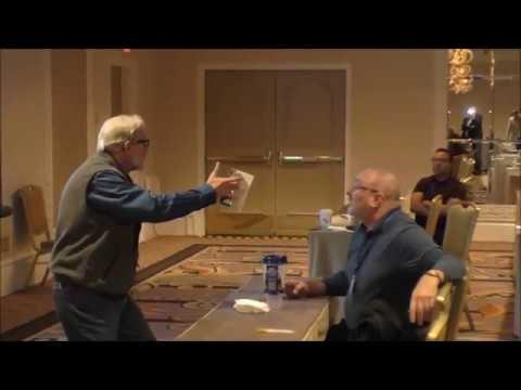 Mentalism in Las Vegas 2018 with Enigmatist Dr. David E. Goldman