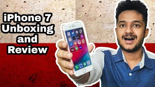 iPhone 7 Unboxing and Review | worth it in 2019?🔥