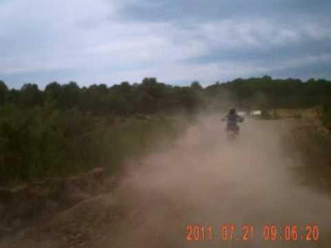 Bob Rose - Motocross track in Easton, MD