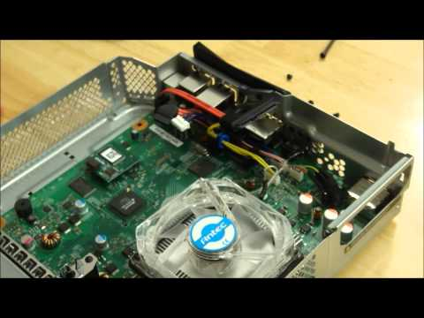 Xbox 360 Slim LED Fan Mod *THE BEST TUTORIAL* HD - YouTube