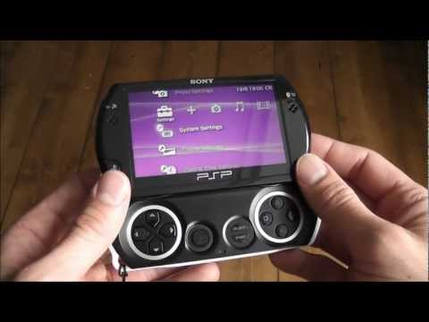 how to install custom firmware on psp 3001