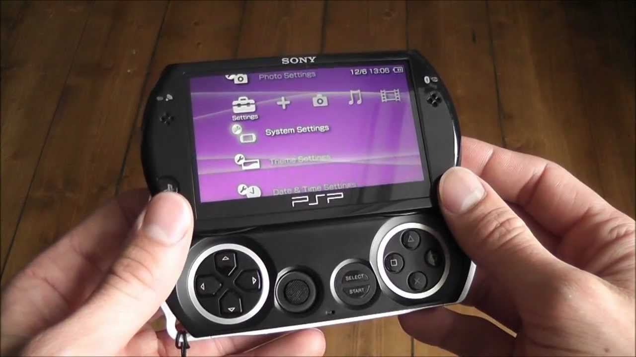 How To Hack Psp System