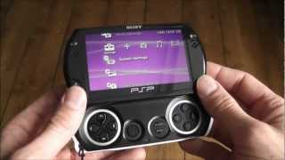 Sony PSP Go Hacking? Homebrew, Emulators And Custom Firmware? Advice Required!