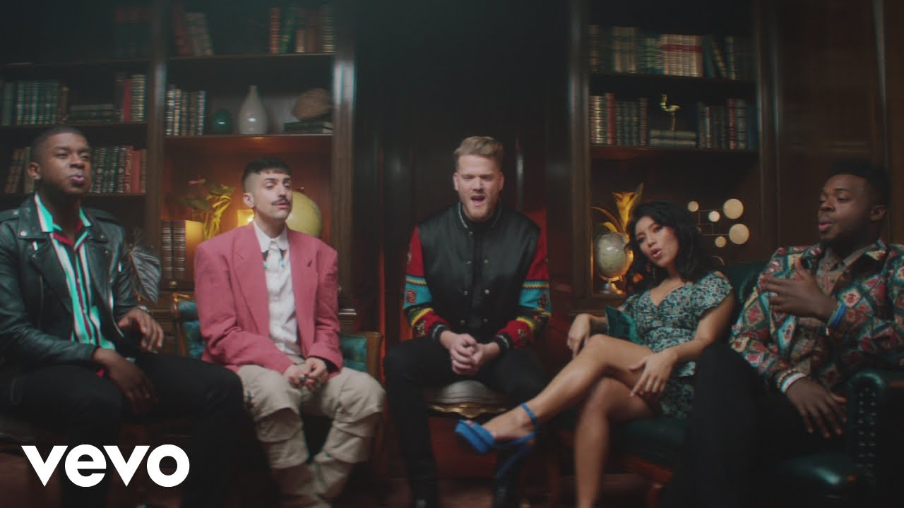 Pentatonix Announces 'PTX Presents: Top Pop Vol  1' Album & Massive