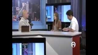 Javier Poza entrevista a Zuria Vega y Alberto Guerra