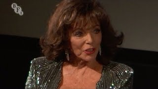 In conversation with ... Dame Joan Collins, on The Fabulous Baker Boys | BFI