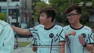 Team Profile: Execration's journey to stability | ROG