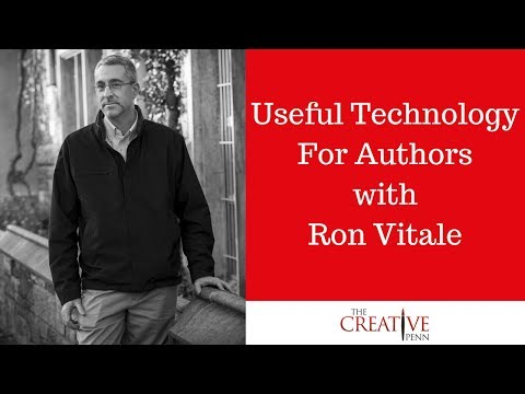 Useful Technology For Authors With Ron Vitale