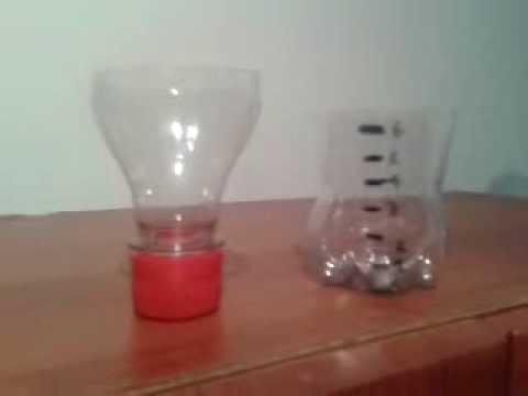 Como hacer un pluviometro casero youtube - Como hacer espaguetis al pesto ...