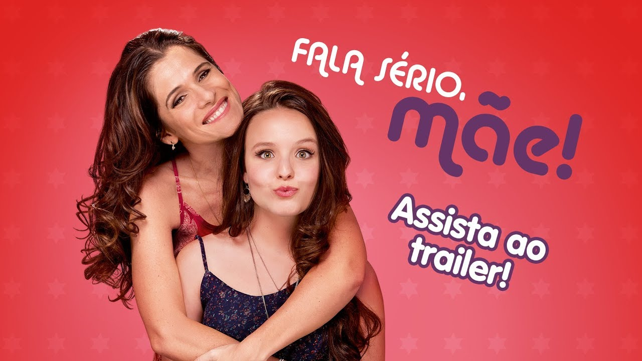 Fala Sério, Mãe!  Trailer OFICIAL  - YouTube 85de688aac