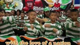 Katie Taylor Song Irish Olympic Boxing Champion London 2012 Thai Tims