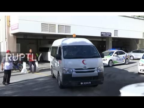 Malaysia: Body of Kim Jong-nam moved to HKL hospital for post-mortem