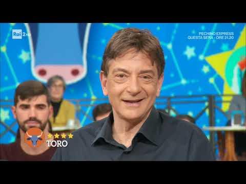 L'oroscopo di Paolo Fox - I fatti vostri 25/02/2020