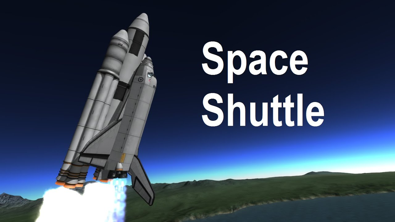 ksp space shuttle file - photo #4