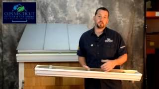Gutters CT: Commercial Size vs Standard Size (for Homes)