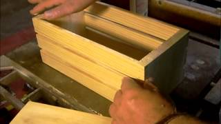 How To Build A Wood Crate Youself   Part 2