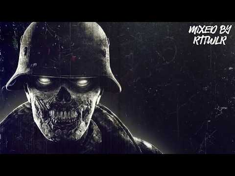Dark HARD TECHNO Halloween Music Mix Scary PSYCHOLOGICAL Horror #1 Mixed by RTTWLR [HD]