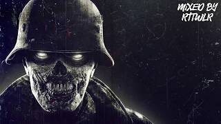 Dark HARD TECHNO Halloween Music Mix 2016 | Scary PSYCHOLOGICAL Horror | Mixed by RTTWLR [HD]