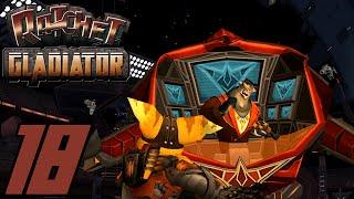 Let's Play Ratchet Gladiator [German][Blind][#18][ENDE] Das Ende von DreadZone! Video