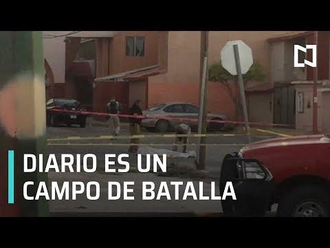 Ciudad Juárez, campo de batalla entre narcomenudistas - En Punto