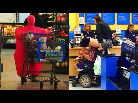 20 Strange Walmart People You Won't Believe