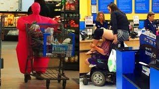 20 Strange Walmart People You Won't Believe Video