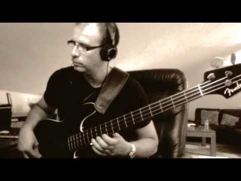 Our Lips Are Sealed Bass Cover Youtube