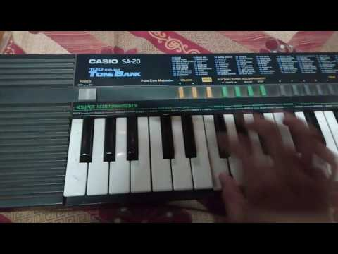 Kharato ekchi Dharma in keyboard