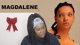 Baixar FKA Twigs - MAGDALENE Album |REACTION|