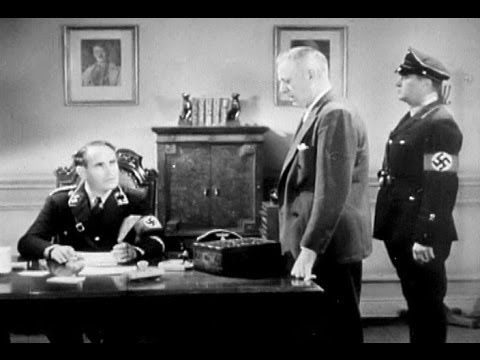 """John Ford's """"Undercover: How to Operate Behind Enemy Lines in World War 2"""" - 1943"""
