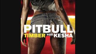 Timber - Pitbull ft. Ke$ha (mp3) + lyrics