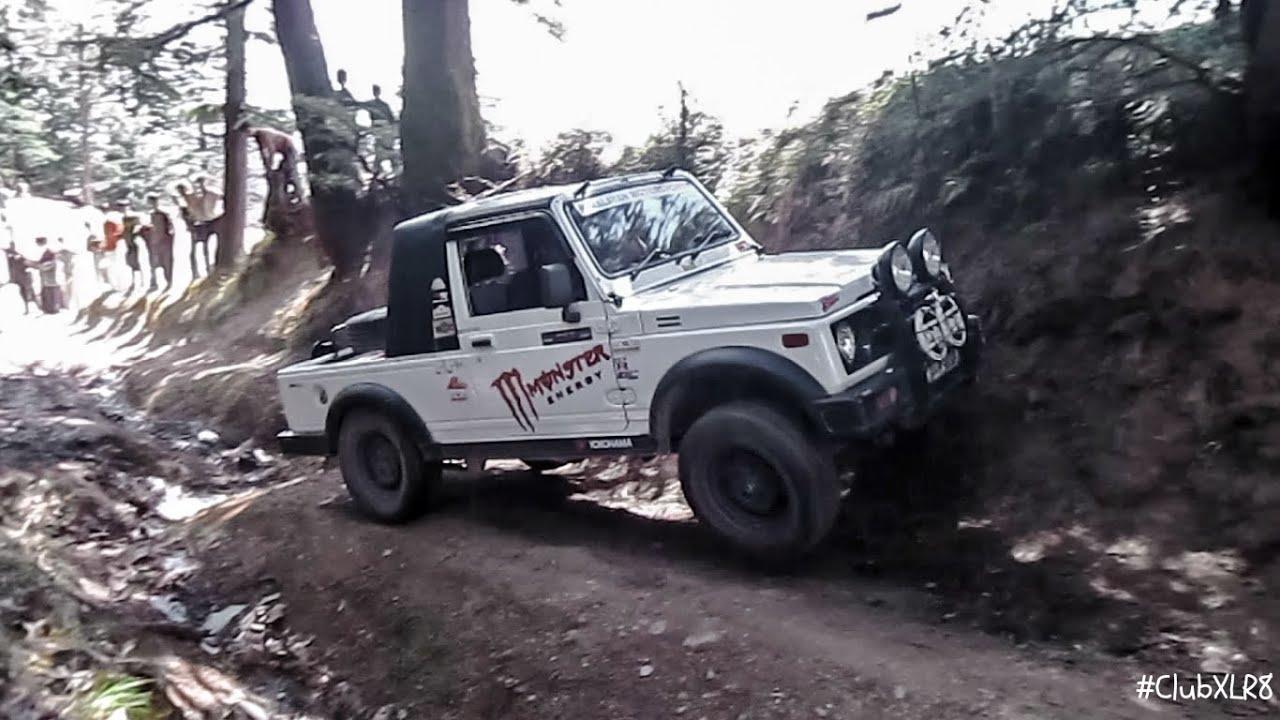 Maruti Gypsy King Mg413w Off Roading