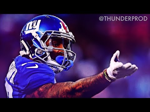 Odell Beckham Jr 2017 Mix  BOTH ᴴᴰ