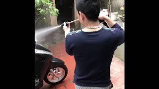 Test máy rửa xe Ergen 6708